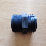 2 inch BSP Male to 60 x 6 mm Male IBC Thread